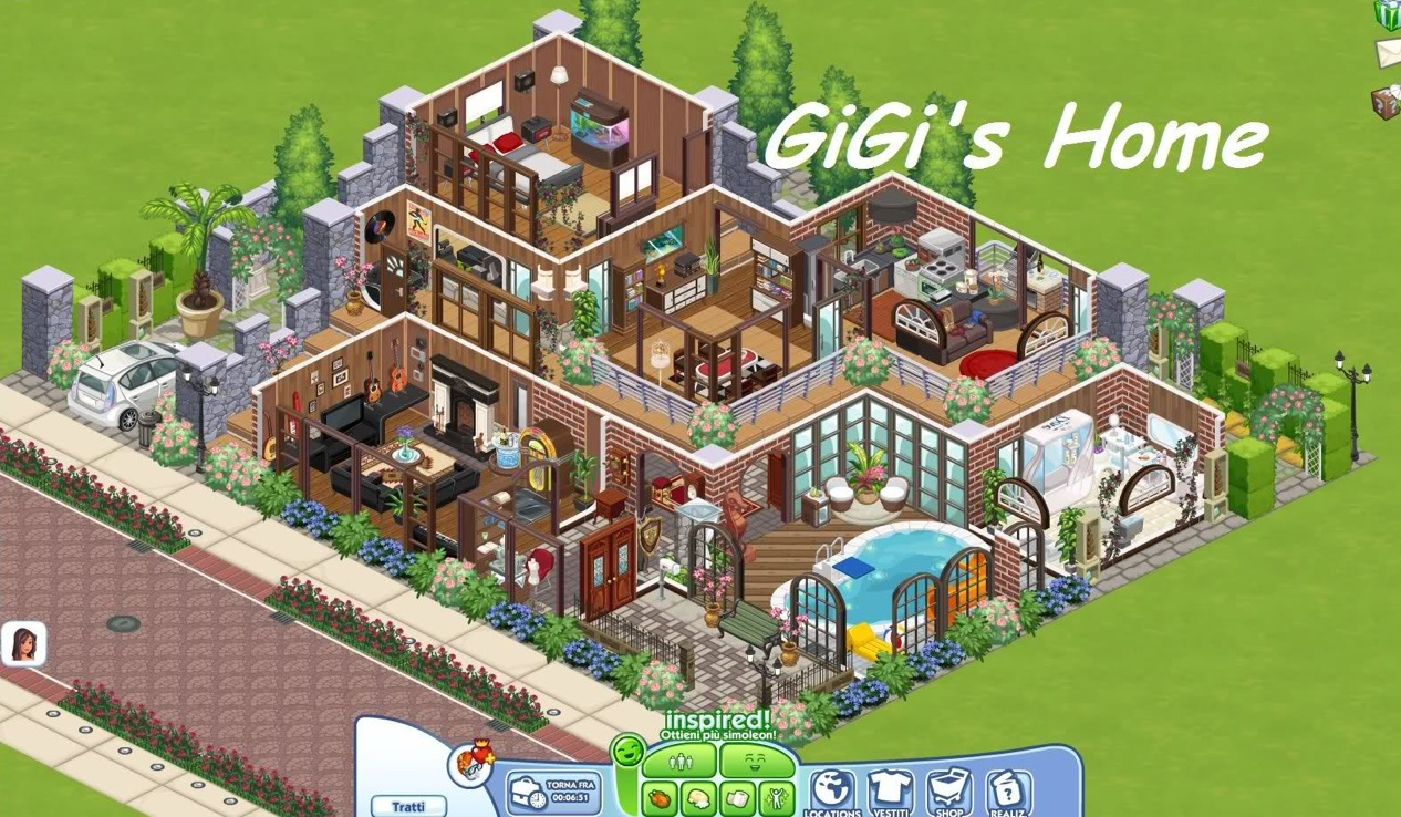Sims social freebies june 2018