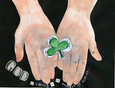 Shamrock Mixed Media