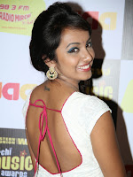 Tejaswi Madivada Sizzling at Mirchi Music Awards-cover-photo