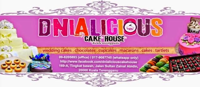 D'nialicious | Wedding Cakes, Cupcake, Chocolate @ Kuala Terengganu, Terengganu