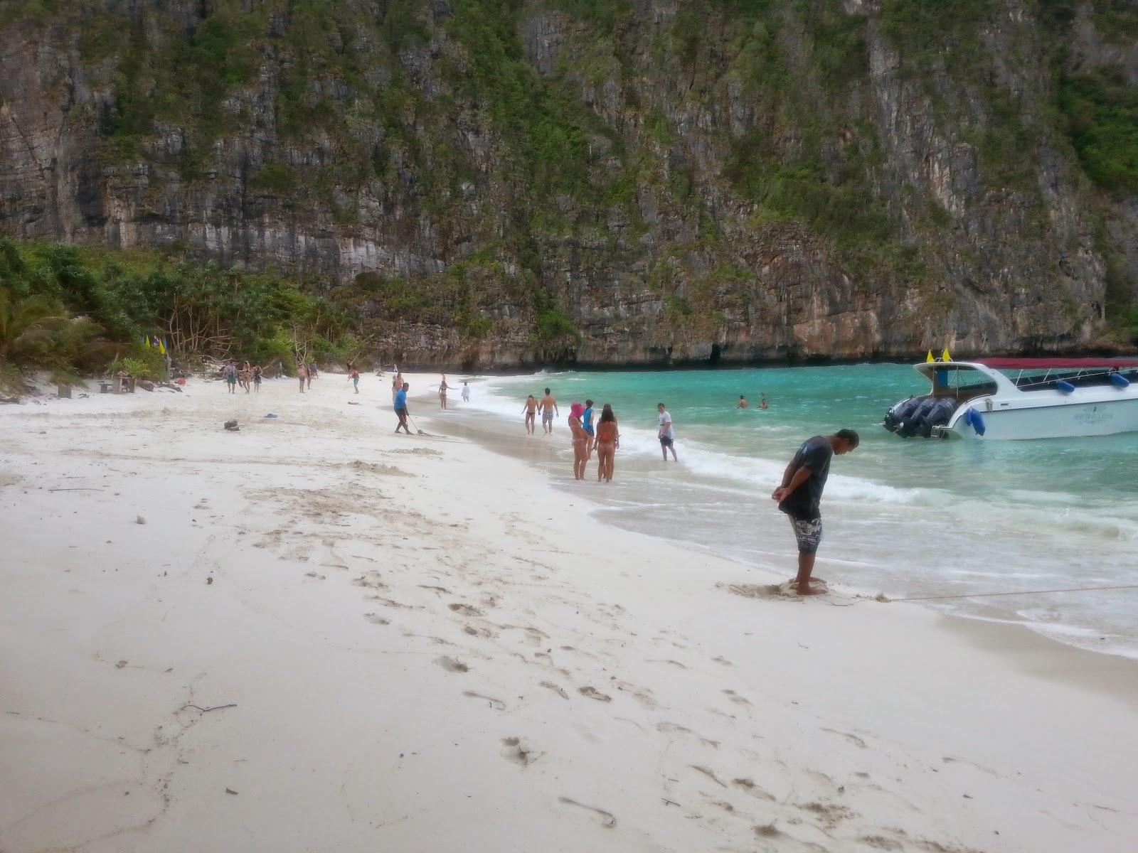 Maya Bay - Phi Phi Islands Thailand