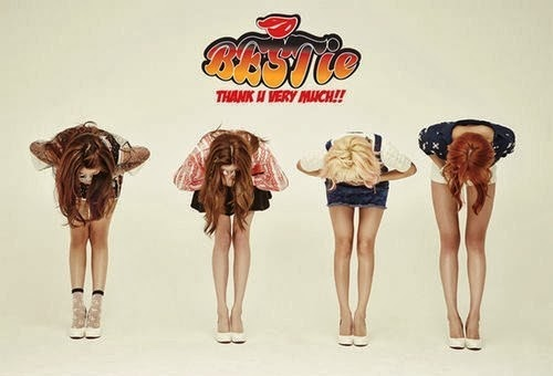 BESTie Thank You Very Much Teaser