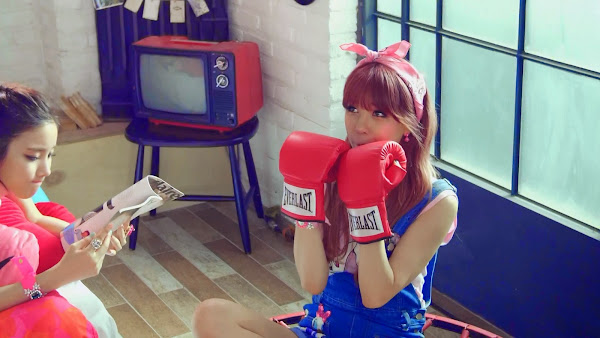 Tahiti Oppa You're Mine Ari