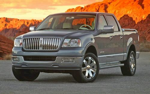all car collections lincoln truck. Black Bedroom Furniture Sets. Home Design Ideas