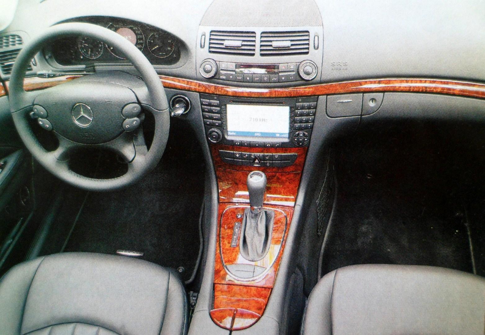 Prueba Mercedes Benz E320 Cdi Testeados Pruebas Y Test