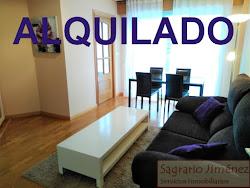 Apartamento en alquiler en Zalaeta, amueblado, garaje. 575€