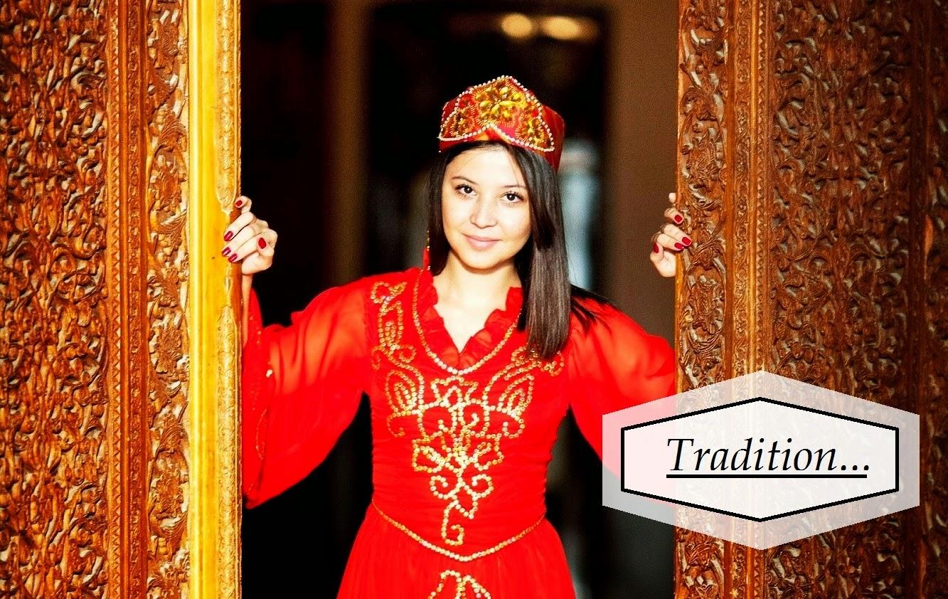 как одевать узбек невеста после свадьбы с фото