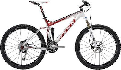 Bicicletas de Montaña Felt 2010
