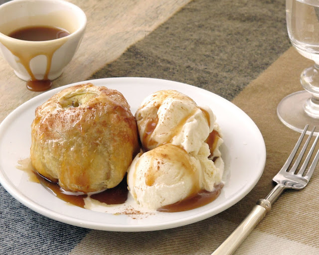 Jenny Steffens Hobick: Apple Dumplings | Caramel Apple Dumplings with ...