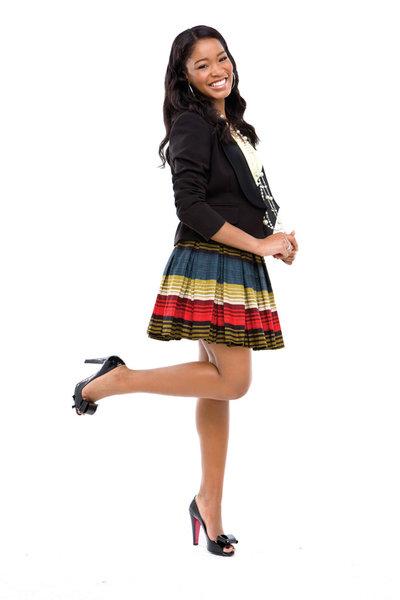African American Working Fashion★Keke Palmer