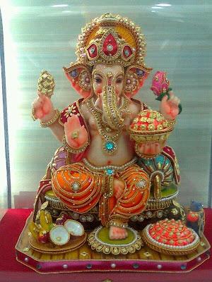 Ganesha Pancharatnam Stotram