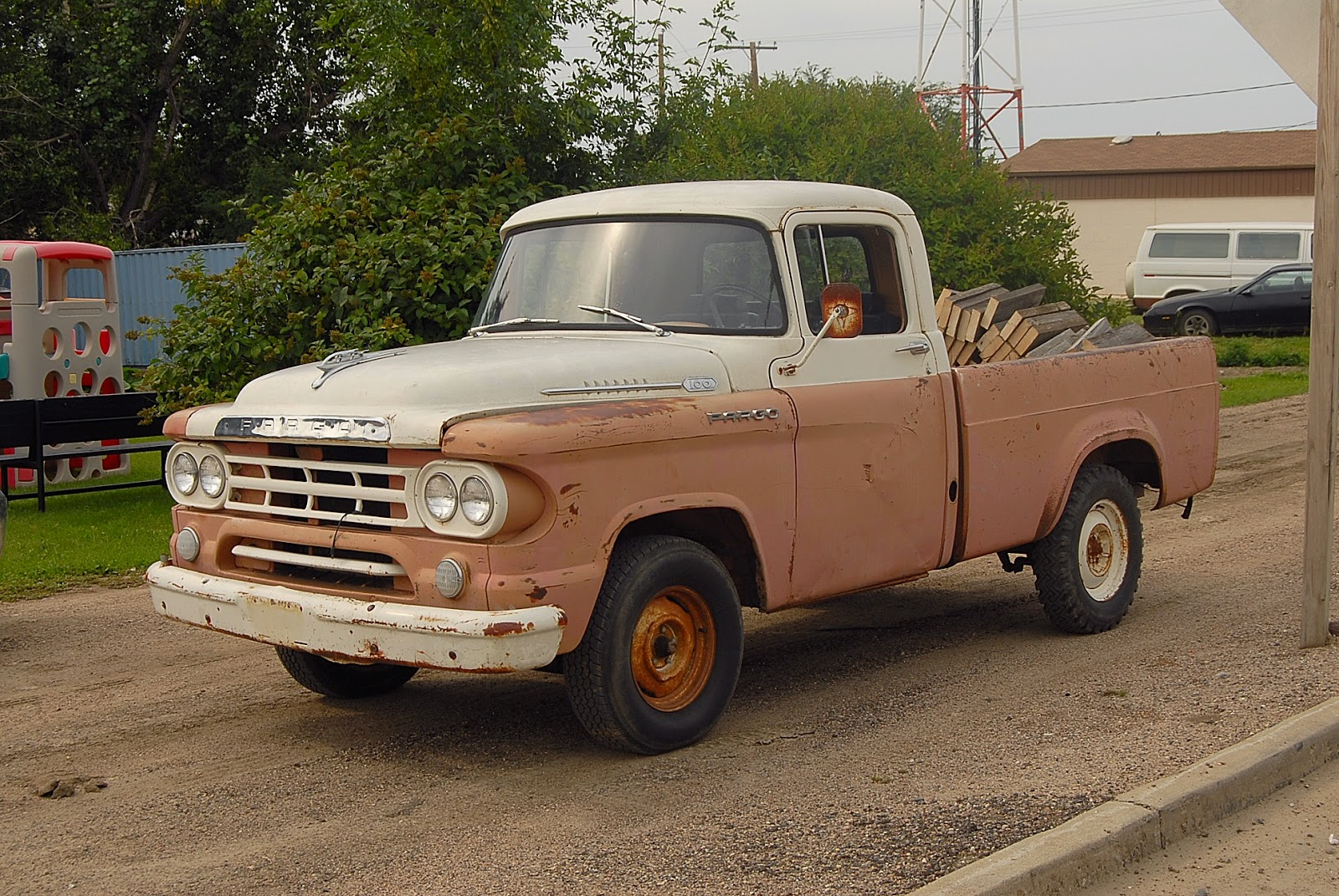 Auto Plaza Ford >> autoliterate: 1959 Dodge Fargo pickup