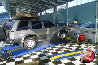bisnes cuci kereta