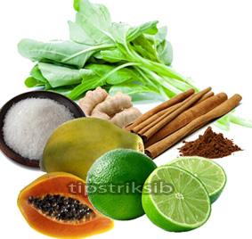 Nutrisi Makanan Sehat Alami Untuk Mengobati Batuk Dan Flu Pilek Tipstriksib