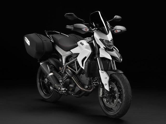 Ducati Hyperstrada Motorcycle