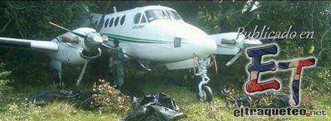Avion robado RD