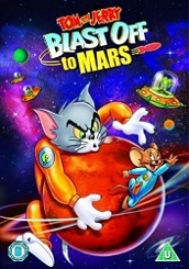 Tom Và Jerry Mắc Kẹt Ở Sao Hỏa - Tom And Jerry Blast Off To Mars