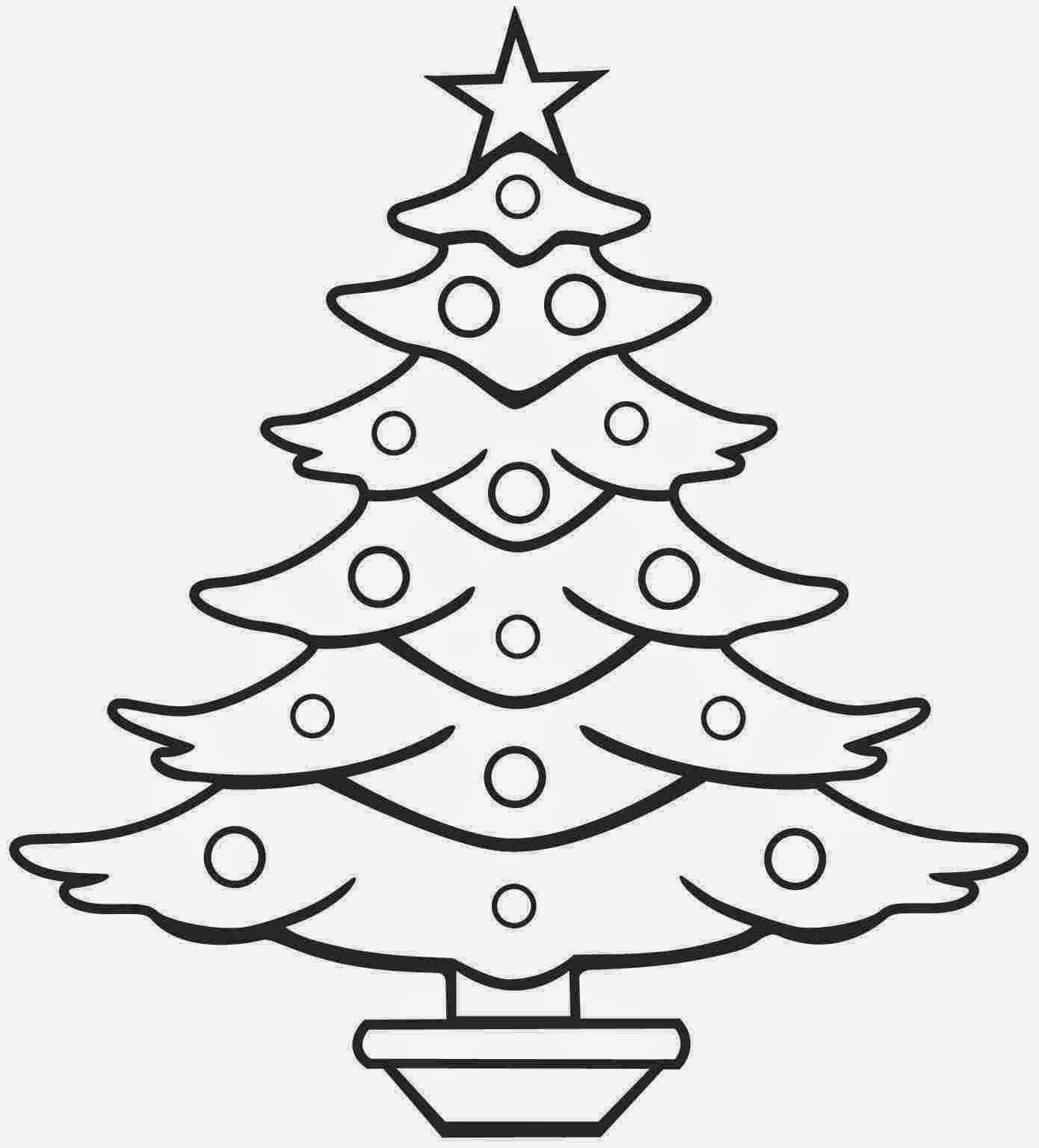 Line Art Xmas : Navishta sketch christmas tree