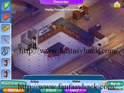 Virtual Families 2 Game Hack v1.1