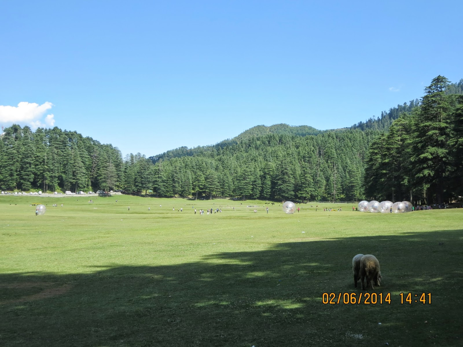 Dalhousie - Khajjiar aka Mini Switzerland