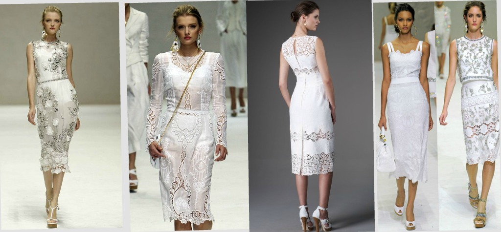 Wouldn 39t they make the prettiest most feminine wedding dresses