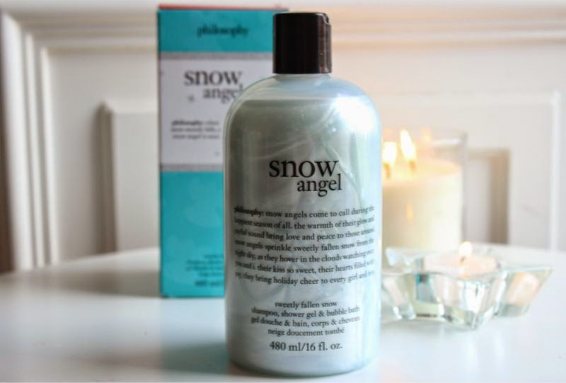 Philosophy Snow Angel Shampoo, Shower Gel and Bubble Bath Review