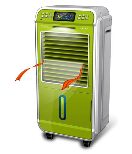 Smart Air Cooler : Smart air coolers