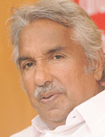 Oommen Chandy, Minister