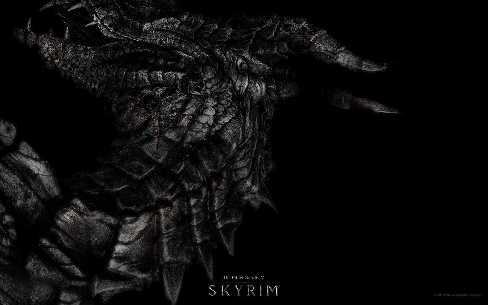 Download Dragon Skyrim Dragonborn Environment