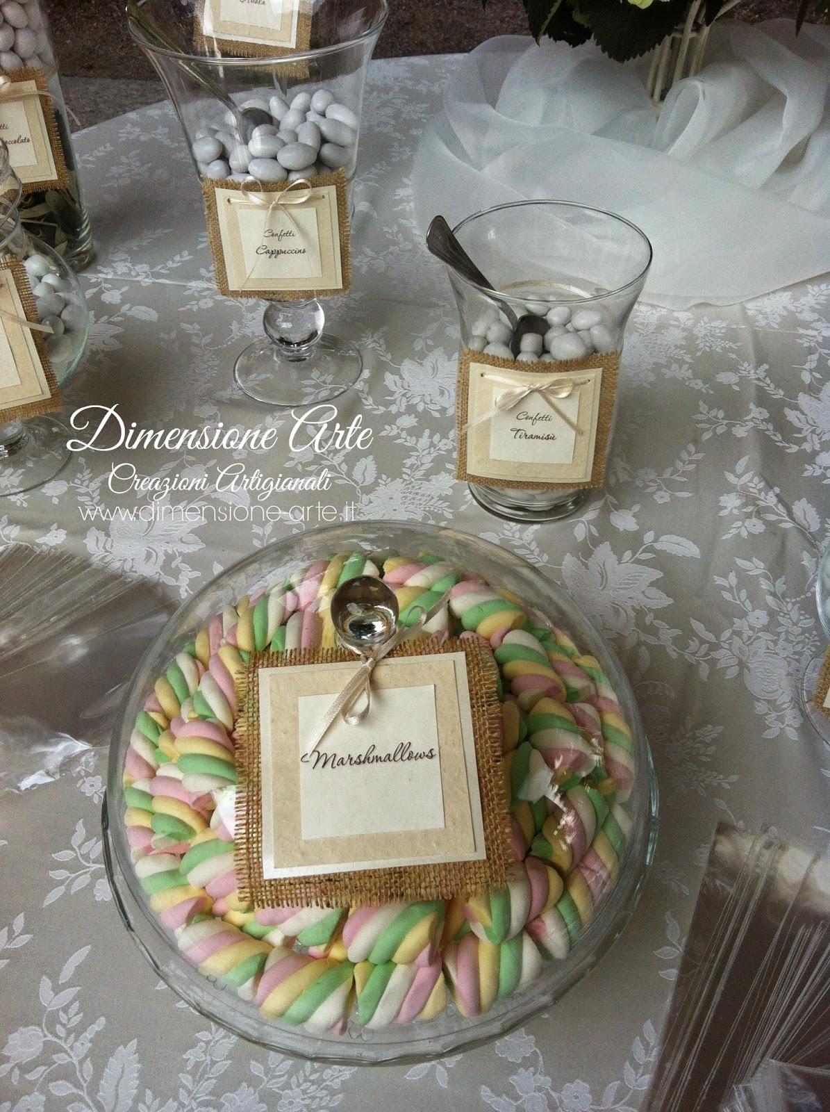 Matrimonio Rustico Elegante : Dimensione arte creazioni artigianali matrimonio