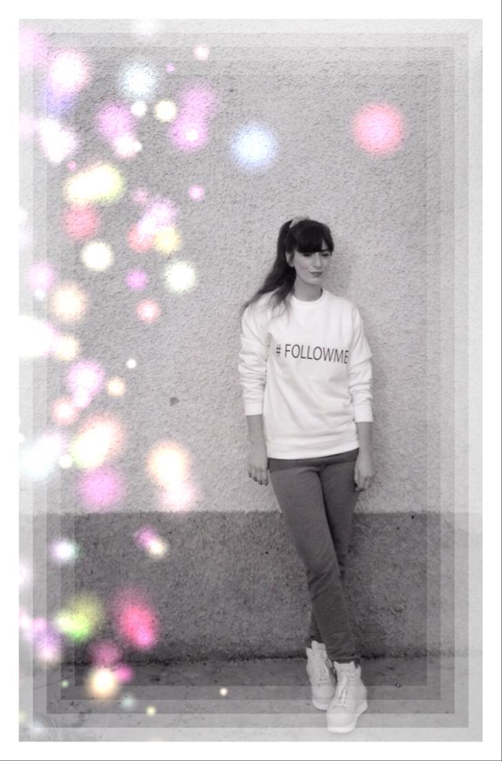 Followme Fashion Blogger Hashtag Sweater Amy Fashion Blog