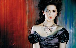 Crystal Liu Yi Fei (劉亦菲) Wallpaper HD 5