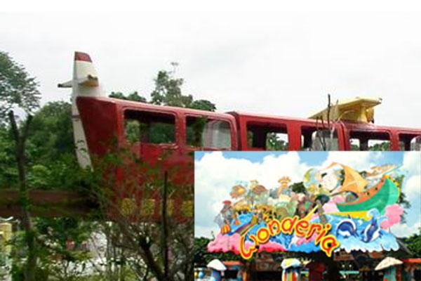 Taman Rekreasi Wonderia Semarang