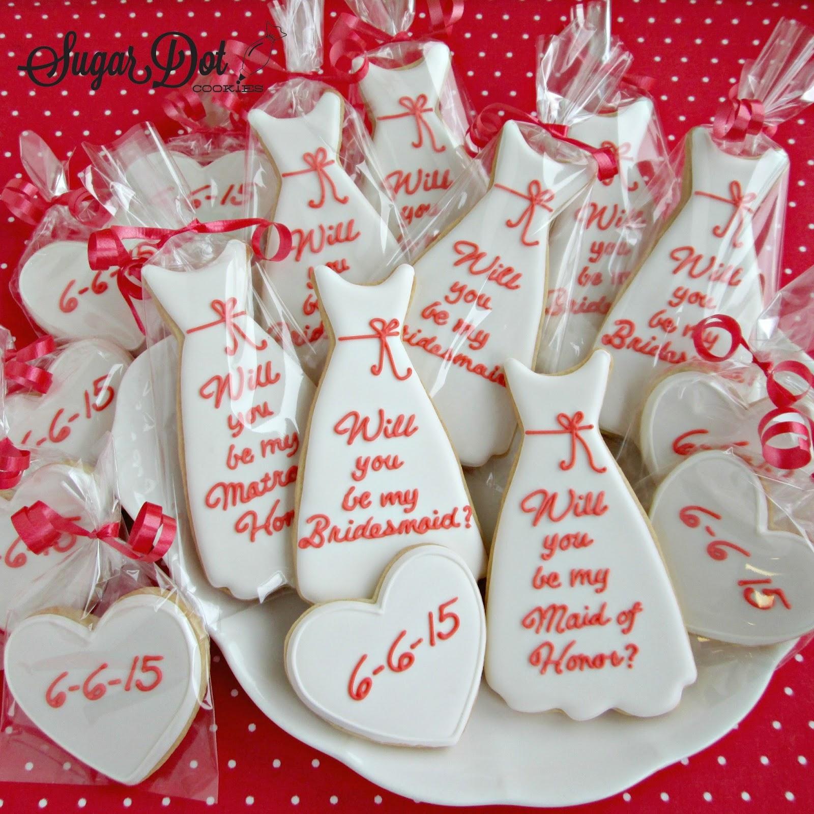 Sugar Dot Cookies Favor Bags For Cookies