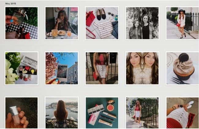 Favourite Instagram Accounts @amelialiana