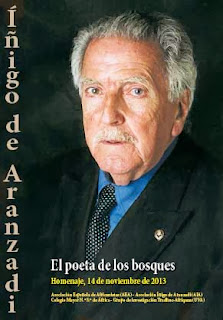 Íñigo de Aranzadi, Literaturas Hispánicas