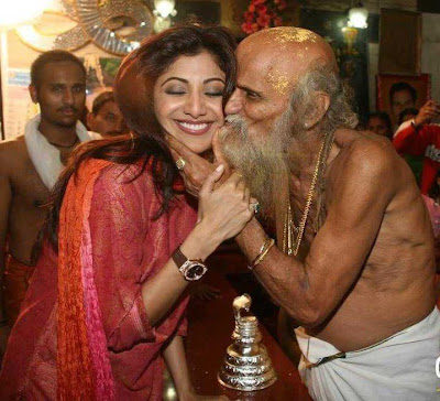 Shilpa Shetty Funny Photos