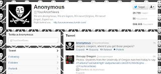anonymous facebook server