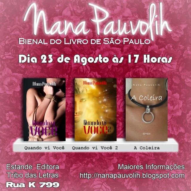 Nana Pauvolih - Livros Físicos
