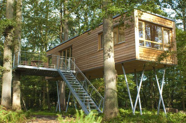 Holzhaus als Ferienhaus nahe Bad Zwischenahn