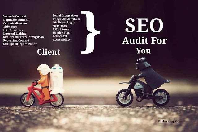 SEO site audits, why and how?