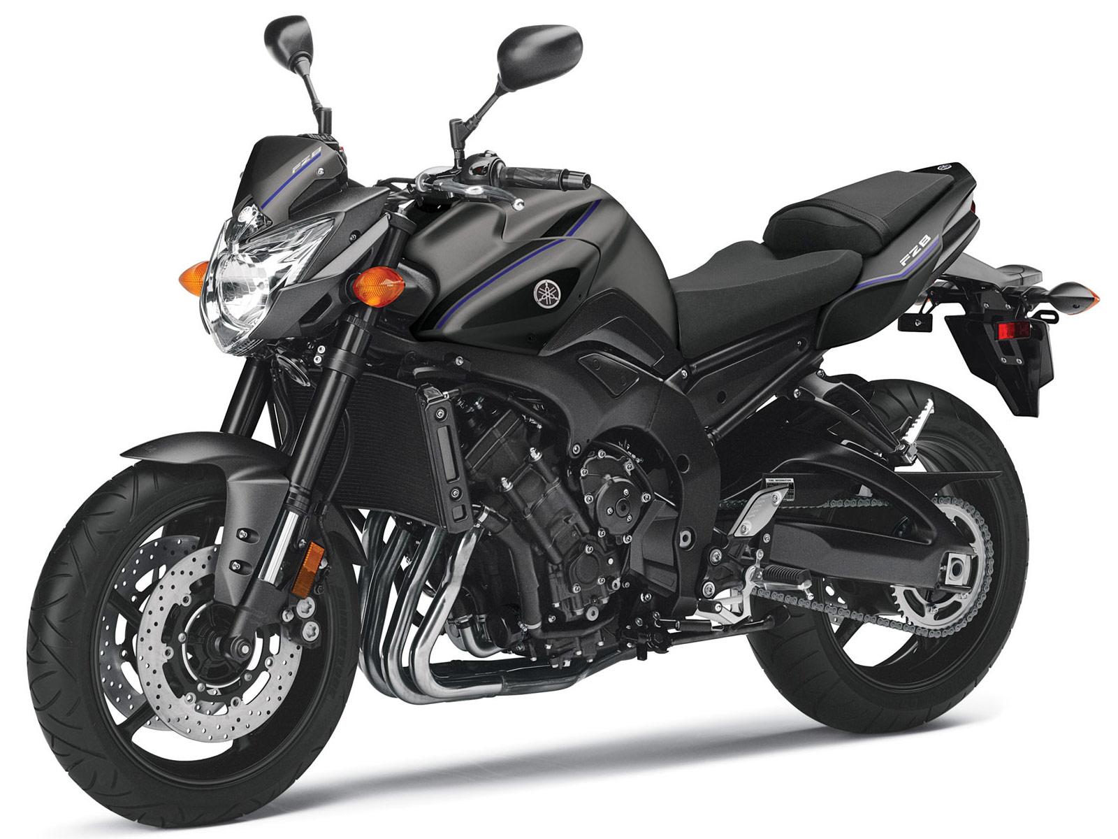 Yamaha fz8 deals