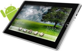 Daftar Harga Tablet Android Maret 2013 Terbaru