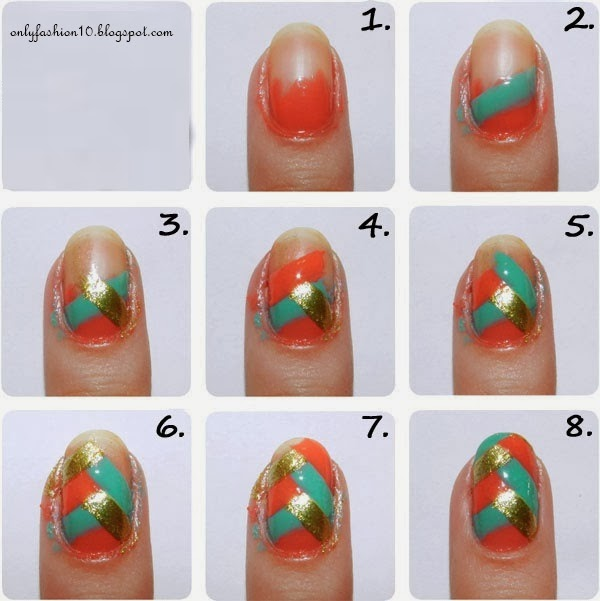 DIY Nails tutorial, DIY Nails, Nails tutorial
