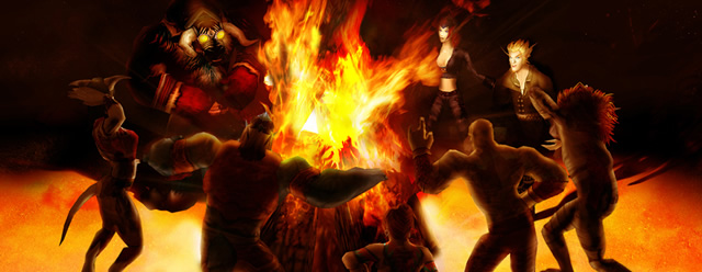 World of Warcraft: Тормозные Колонки: Своя Игра