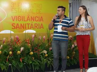 Baraúna participa do 3º Encontro Estadual de Vigilância Sanitária do Estado