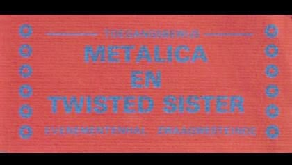 Metallica - How Metallica raised hell in De Westereen