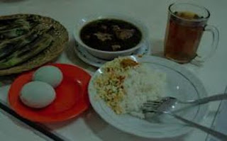Resep masakan Rawon setan khas surabaya