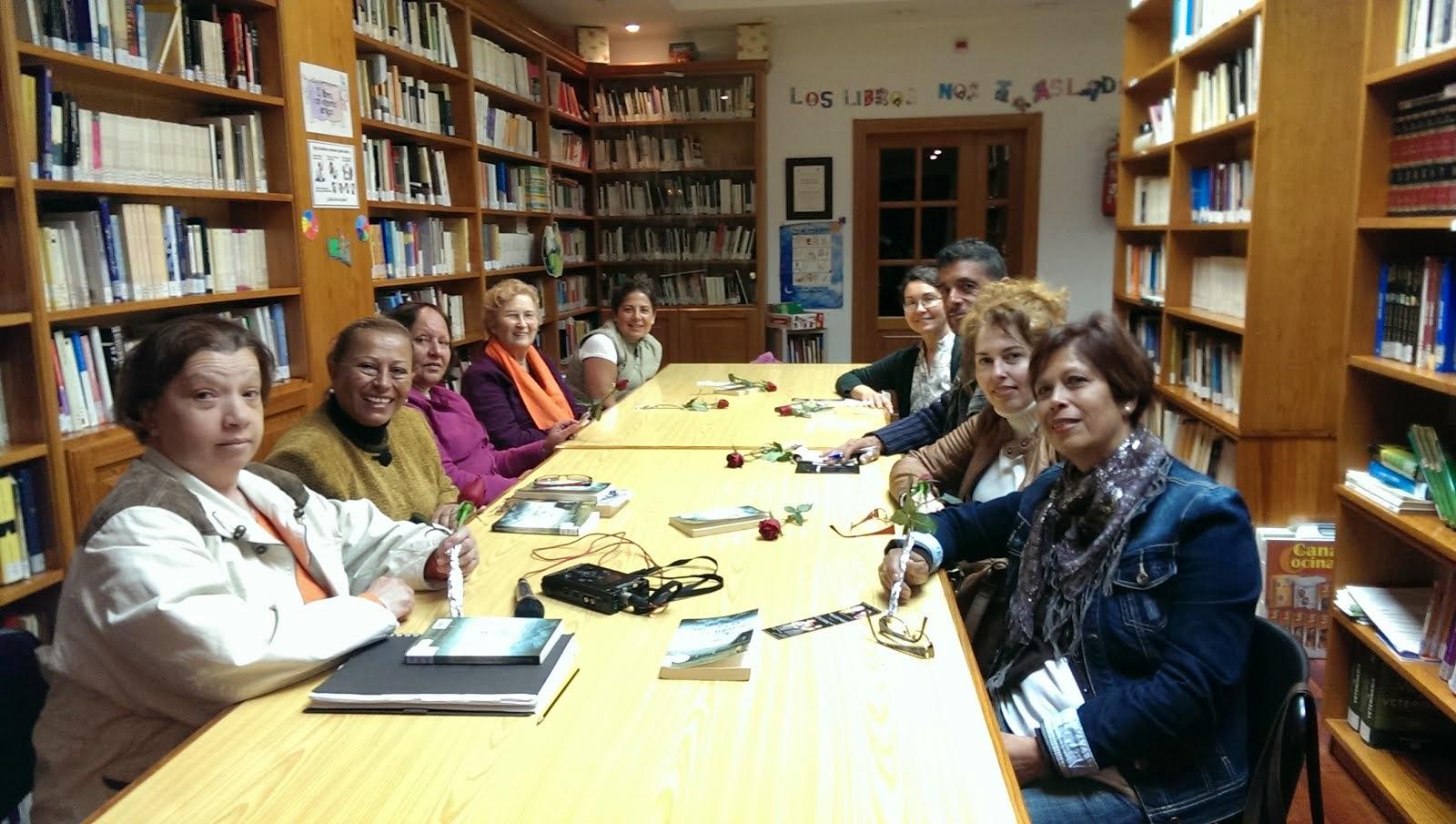 PRESENTACION CLUB LECTURA