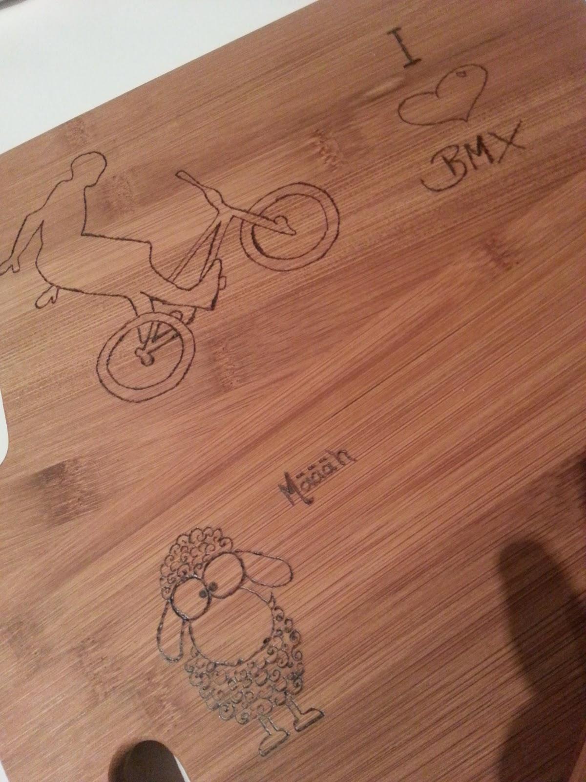 Dekoratives Holz vom Brettchen über das Türschild bishin zum ...